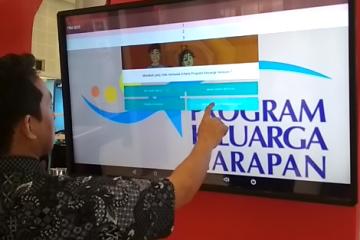 Rental Sewa LED TV Touchscreen
